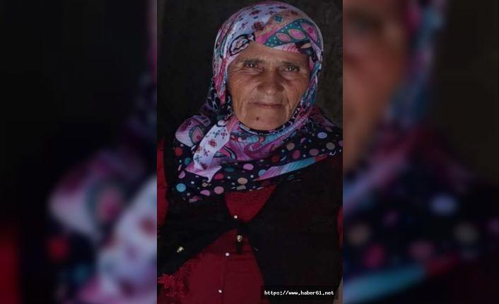 Tarlaya gitmek için evden ayrılan yaşlı kadından 4 gündür haber alınamıyor