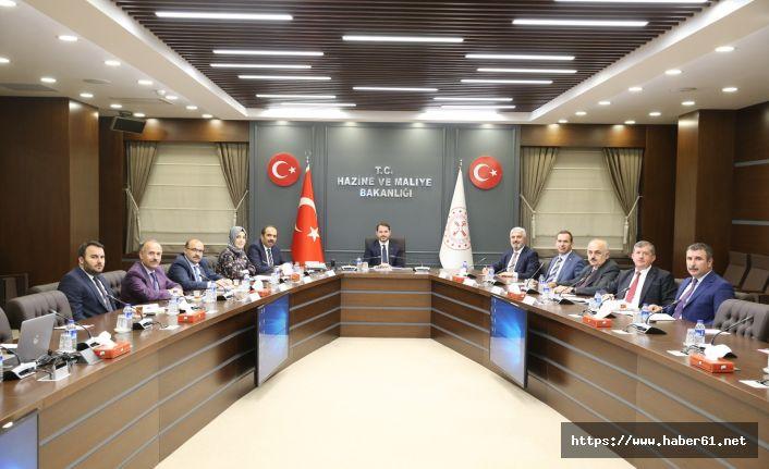 Bakan Albayrak'ın Trabzon Sevgisi mesai dinlemiyor!