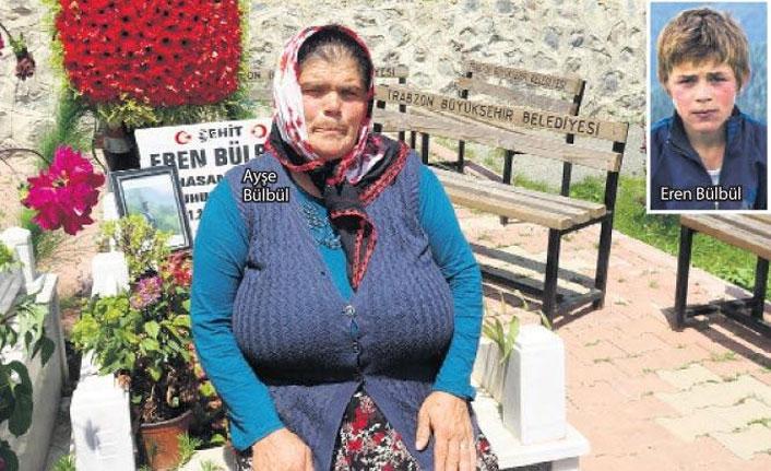 Eren Bülbül'ün annesinden eylem yapan annelere destek
