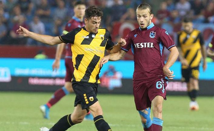 Trabzonspor yeniden Avrupa Ligi gruplarında