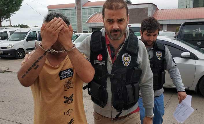 Uyuşturucu ticareti yapan yabancı uyruklu 3 kişi gözaltına alındı