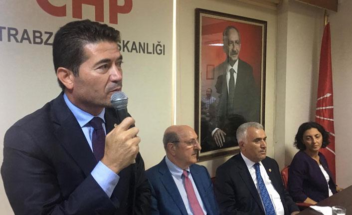 CHP'li Kaya'dan AK Parti'li Ayvazoğlu'na 'fındık' cevabı; Git üreticiye kulak ver!