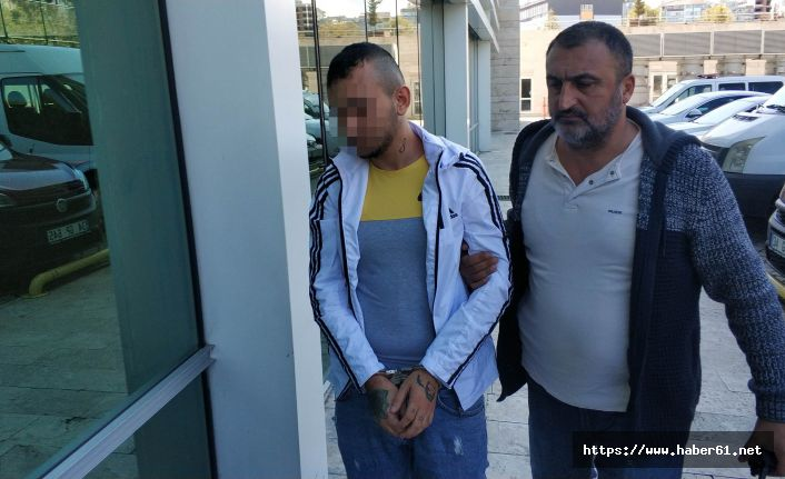2 kardeşi bıçaklamıştı! Tutuklandı!
