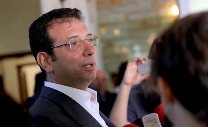 Torpil iddiasına İmamoğlu'ndan flaş açıklama
