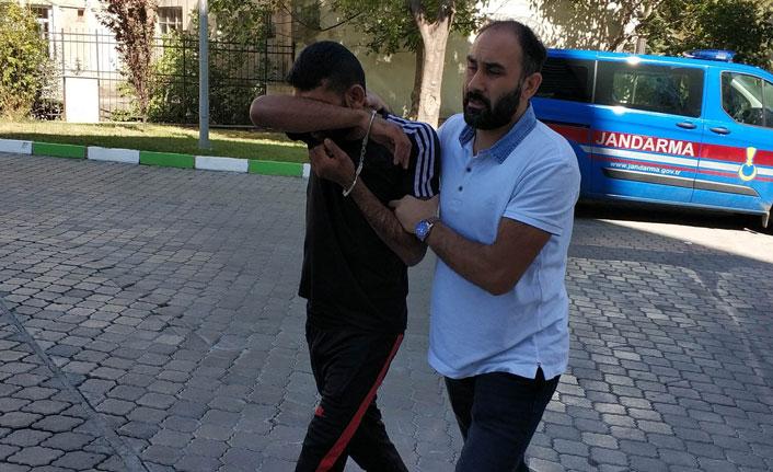 Bonzai ile yakalanan gence gözaltı