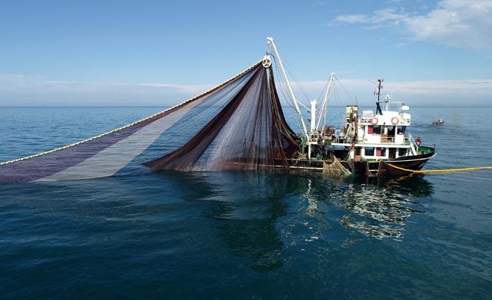Trabzon'da balıkçılara denetim