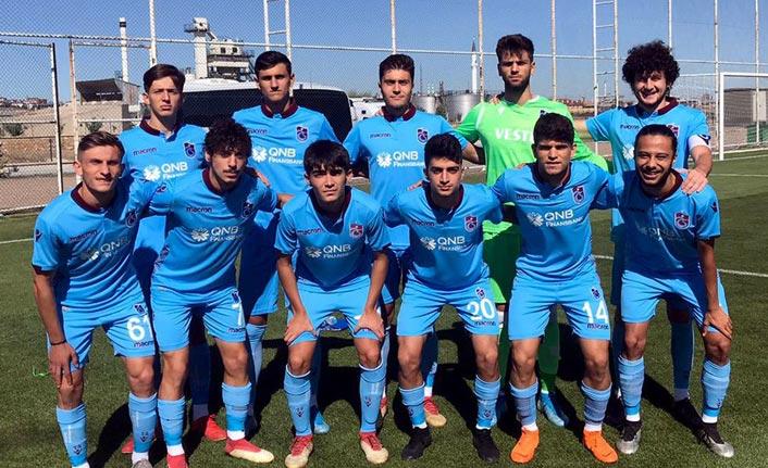 Trabzonspor'un gençleri Sivas'ı devirdi