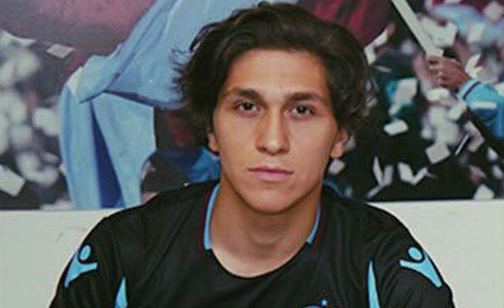 Trabzonsporlu oyuncu ilk kez
