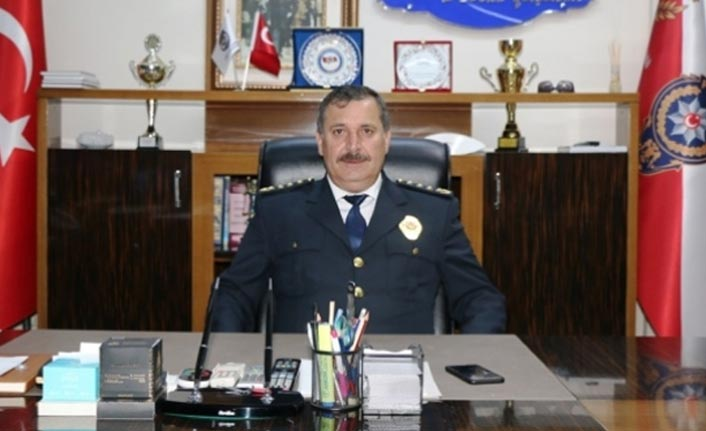 Trabzon Emniyet Müdürü Orhan Çevik Trabzon'a böyle veda etti