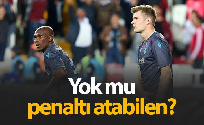 Trabzonspor penaltıcı arıyor