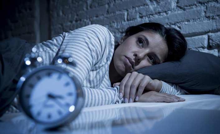 """""""Yetersiz uyku kalp krizi riskini arttırabilir"""""""