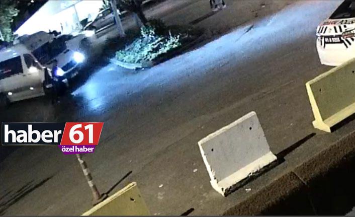 Trabzon'da feci kaza, minibüs anne - kızı böyle ezdi!