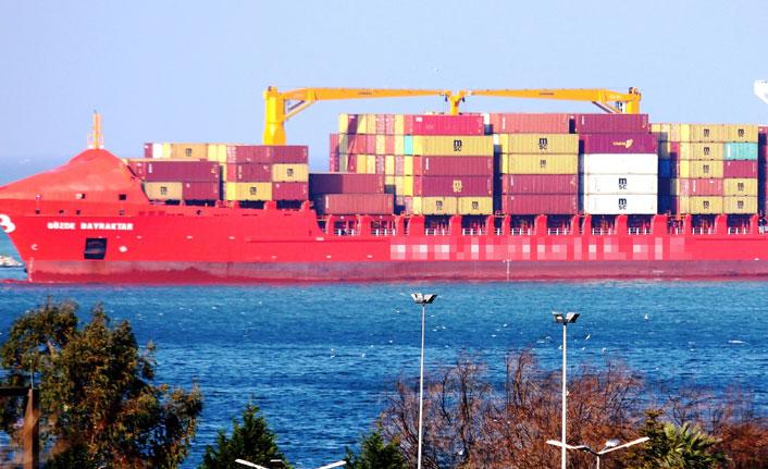 Samsun'da ihracat arttı, ithalat azaldı