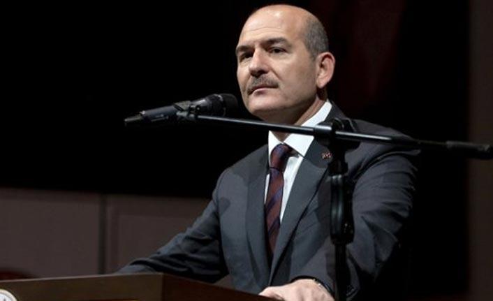 """İçişleri bakanı Süleyman Soylu: """"Bugün itibariyle başlıyoruz"""""""