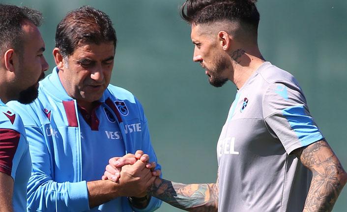 Trabzonspor Kaptan Sosa'yla kaybetmiyor
