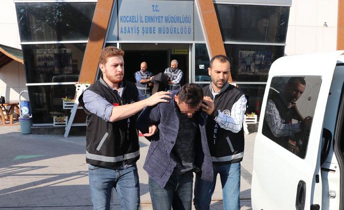 4 kişilik azılı hırsızlık çetesi yakalandı