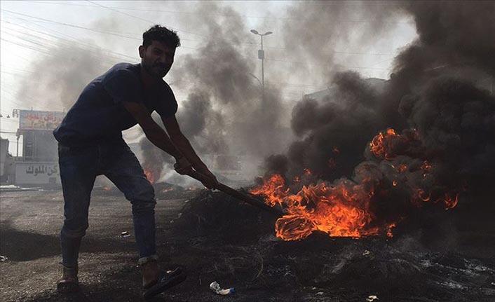Irak'taki gösterilerde ölü sayısı arttı