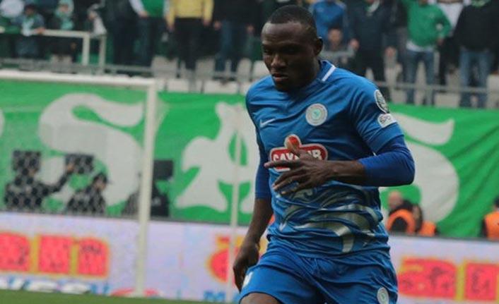 Rizespor'da Aminu belirsizliği - Trabzonspor maçında oynayacak mı?