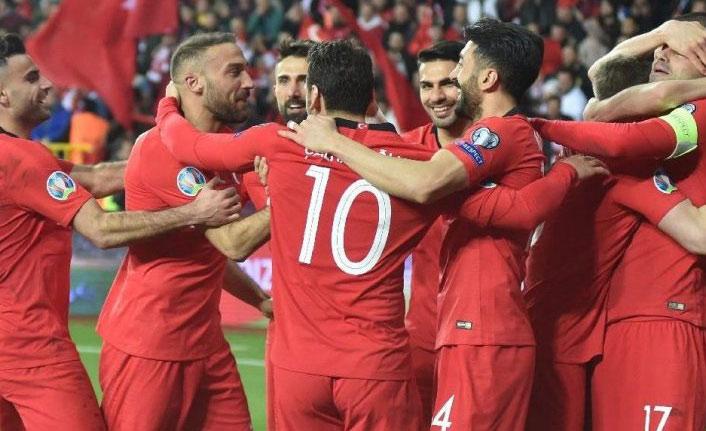 A Milli takım kadrosu açıklandı! Trabzonspor'dan 2 isim...