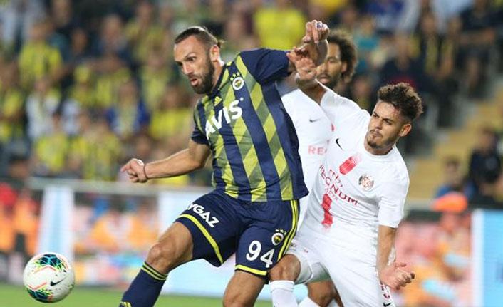 Antalyaspor Fener'i yendi