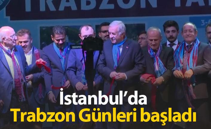 İstanbul'da Trabzon Günleri başladı