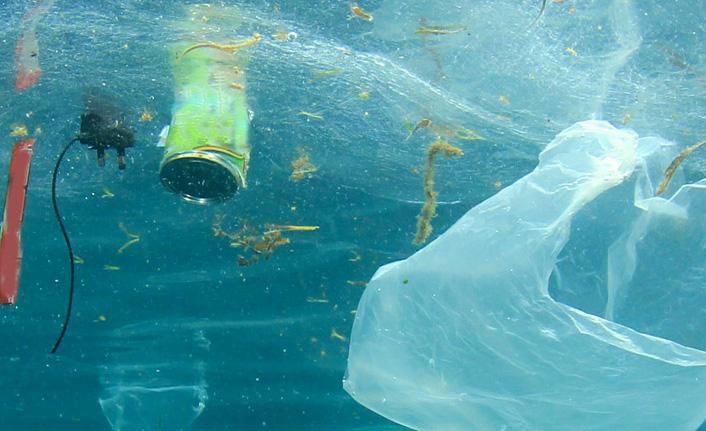 Trabzon'da denizdeki çöpler araştırılacak