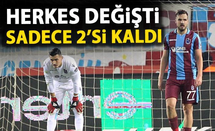 Trabzonspor'un değişmez ikilisi
