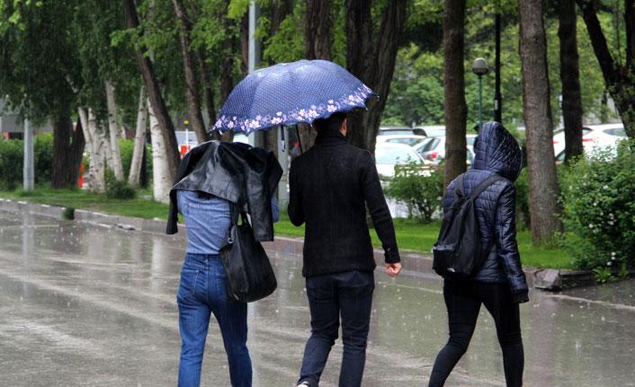 Doğu Karadeniz'de sağanak yağış etkili olacak