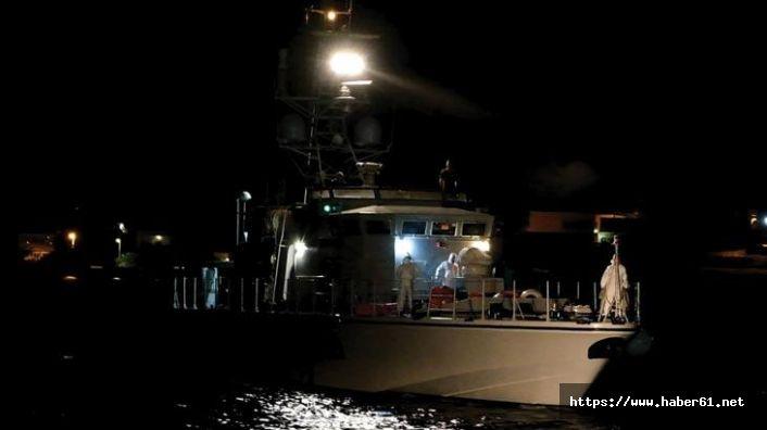 Akdeniz'de tekne battı! Çok sayıda ölü ve kayıp var