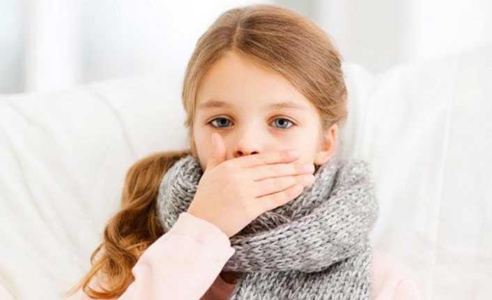 """Çocuklarda """"Krup Hastalığı""""na dikkat!"""