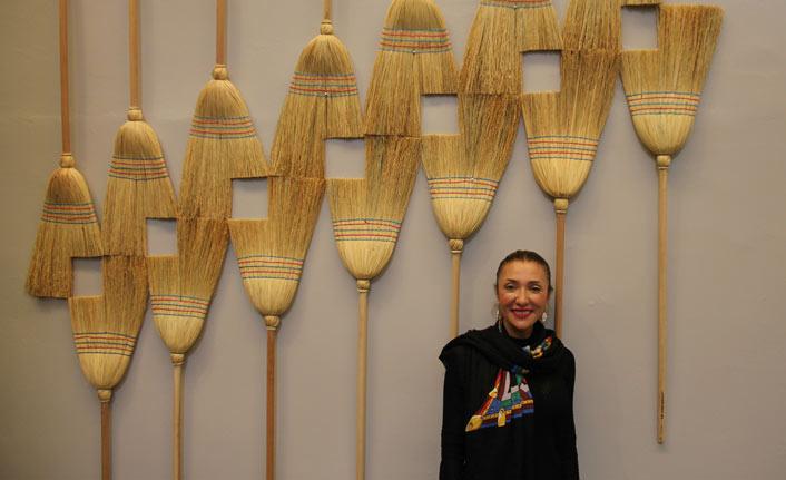 Gökçebağ'ın en kapsamlı sergisi Baksı Müzesinde