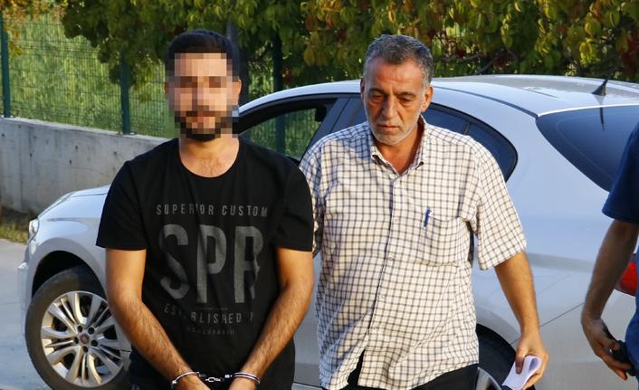 Polise molotof atan 6 kişi gözaltında