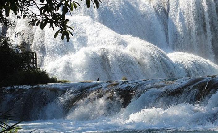 Samsun'da su kaynaklarından 115,3 milyon metreküp su çekildi