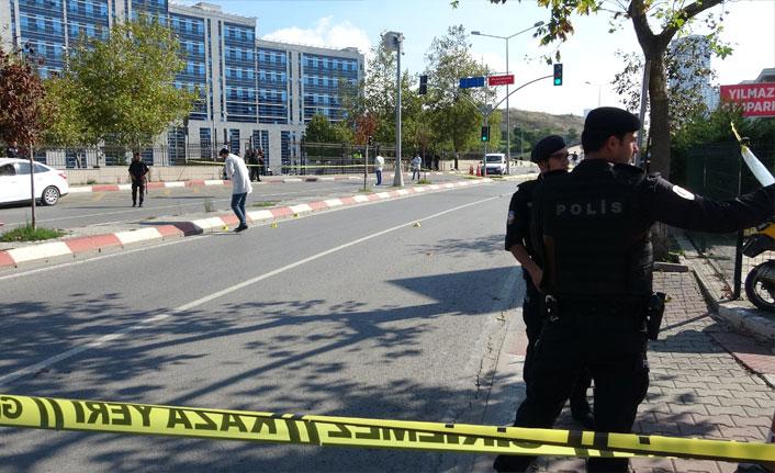 Kartal'daki Anadolu Adalet Sarayı önünde silahlı çatışma