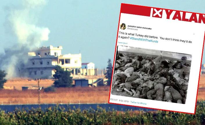 Sosyal medyada Barış Pınarı Harekatı  manipülasyonu!