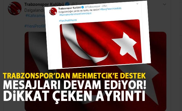 Trabzonspor'dan Barış Pınarı harekatına destek