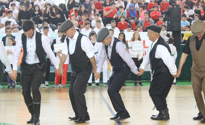 Giresun'da Amatör Spor Haftası kutlandı
