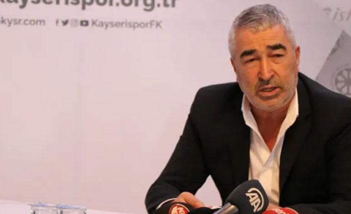 Kayserispor'da yeni hoca Aybaba