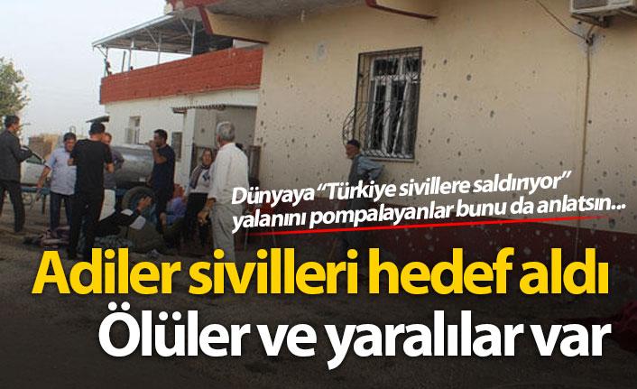 Teröristler sivilleri hedef aldı: 2 ölü 2 yaralı