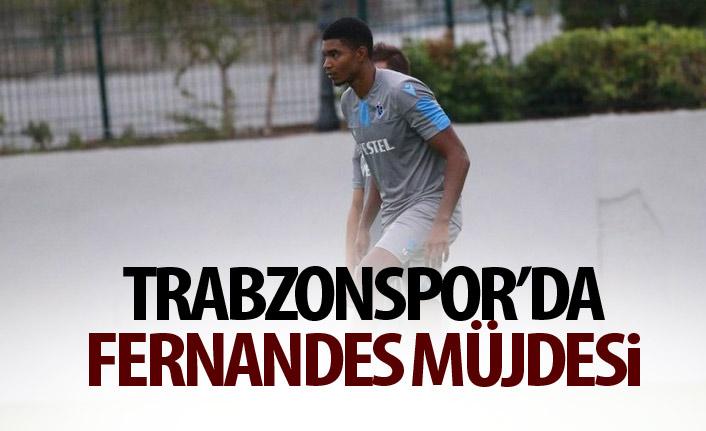 Trabzonspor'a Fernandes müjdesi!