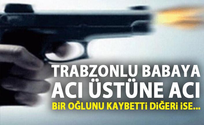 Oğlunun ölümüyle yıkılan Trabzonlu babaya acı üstüne acı!