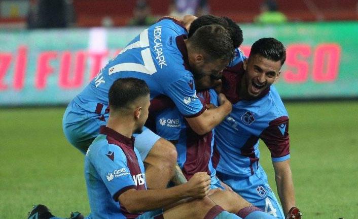 Trabzonspor'un zirve hesabı