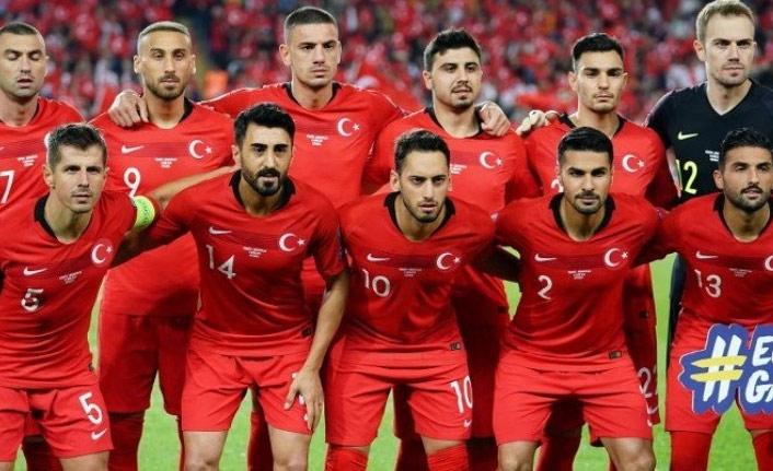 Türkiye Fransa deplasmanına çıkacak