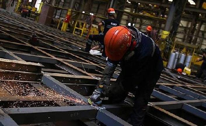 Ağustos ayı sanayi üretimi açıklandı!