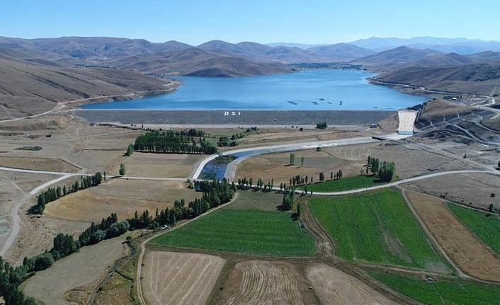 Bayburt'ta 73 bin 50 dekar tarım arazisi sulandı