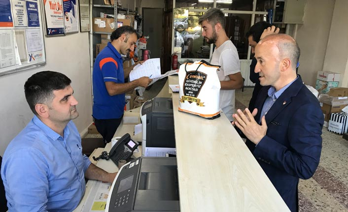 Barış Pınarı Harekatı'na 'fındık'lı destek
