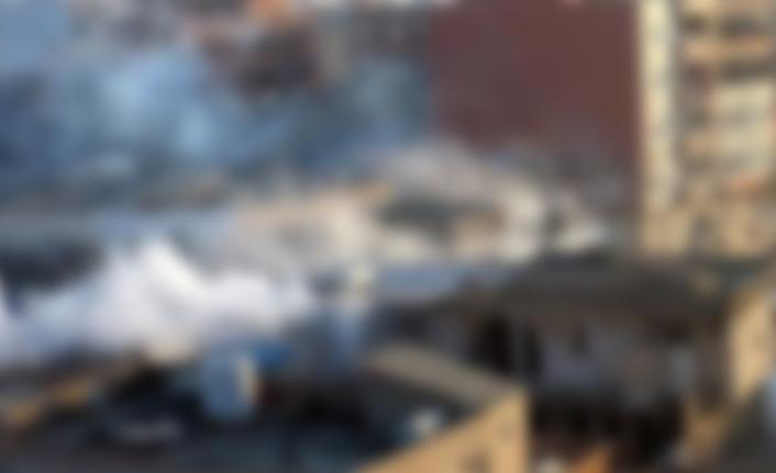 Cizre'ye havanlı saldırı - 3 yaralı