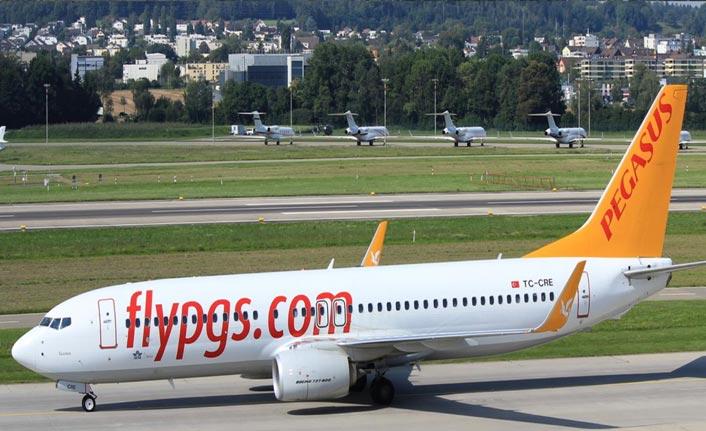 Pegasus'un Amsterdam İstanbul uçağı acil iniş yaptı