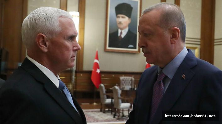 Türkiye ile ABD anlaştı! Harekata ara verildi!