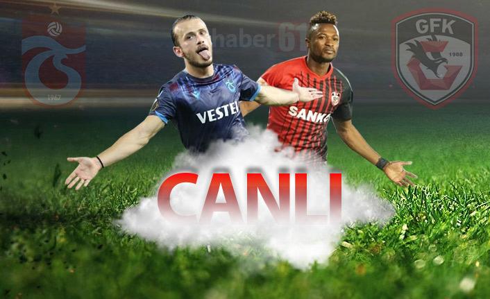 Trabzonspor Gaziantep FK | CANLI